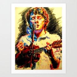 Zach Condon Art Print