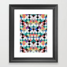 In Pass Framed Art Print