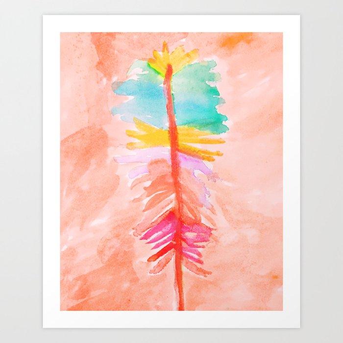 Feather #2 Art Print