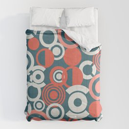 Little circles Comforters