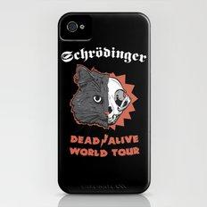 Schrödinger - DEAD/ALIVE World Tour iPhone (4, 4s) Slim Case