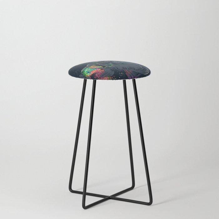Jellyspace Counter Stool