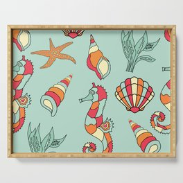 Under the sea Serving Tray