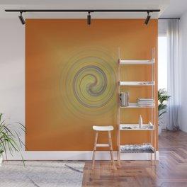 Energy upload Wall Mural