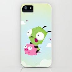 Invasor Zim Slim Case iPhone (5, 5s)