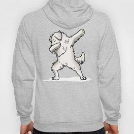 Funny Dabbing Great Pyrenees Dog Dab Dance Hoody