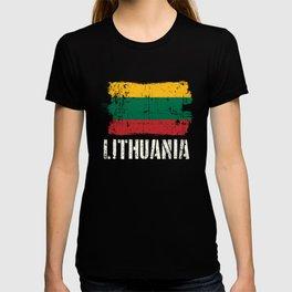 World Championship Lithuania Tshirt T-shirt
