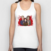 dramatical murder Tank Tops featuring Murder Family by Will Norton