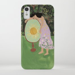 Sister of the Sun iPhone Case