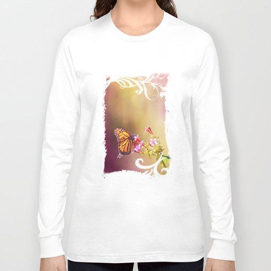 Monarch Rainbows Long Sleeve T-shirt