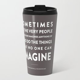Imagine - Quotable Series Travel Mug