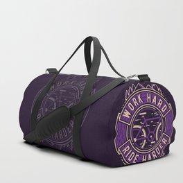 Ride Harder Duffle Bag