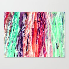 Wax #3 Canvas Print