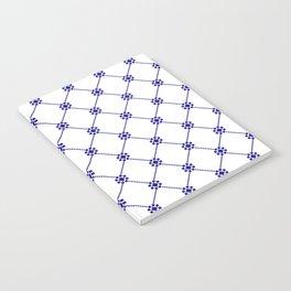 Folk pattern II Notebook