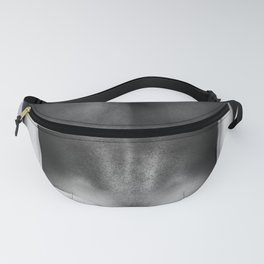 5095 The Squeeze | White Hug Black Embrace | Nude Fanny Pack