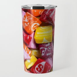 Starbursts Travel Mug