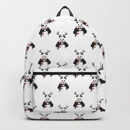 Xmas panda Backpack