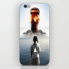 Nuke My Home iPhone Skin