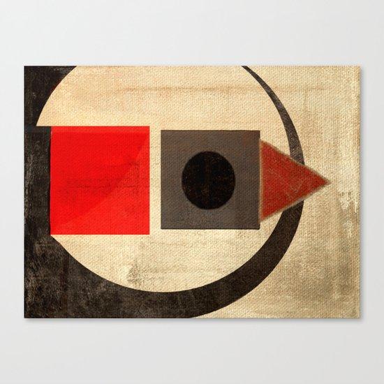 Sushi Bird Canvas Print