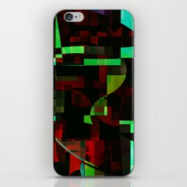 components iPhone Skin