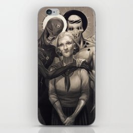 Josie and the Angels iPhone Skin