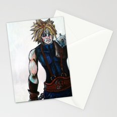 Those who fight further - Cloud Stationery Cards