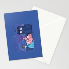 The Princess and the Doctor Stationery Cards
