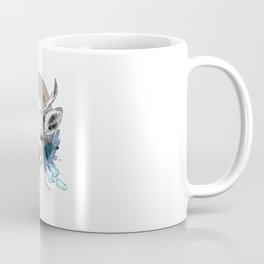 The Deer (Spirit Animal) Coffee Mug