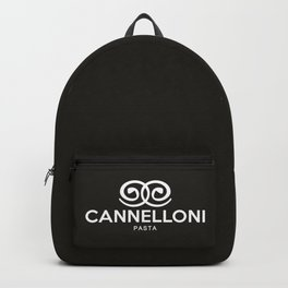 CANNELLONI PASTA - taste for fashion Backpack