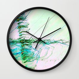 The Rush Aesthetic Wall Clock