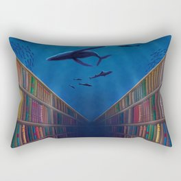 Atlantide Rectangular Pillow