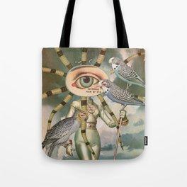 BIRD WATCHERS Tote Bag