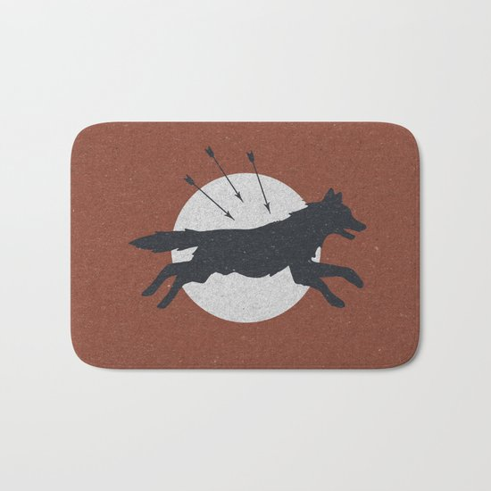 Wolf & Arrow Bath Mat