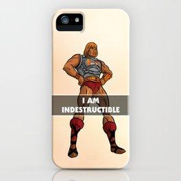 MOTU Battle Armor He-Man iPhone Case