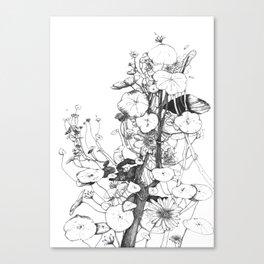 Fantin Latour tribute Canvas Print