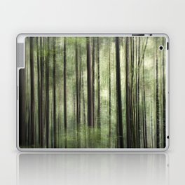 Deep Dark Woods Laptop & iPad Skin