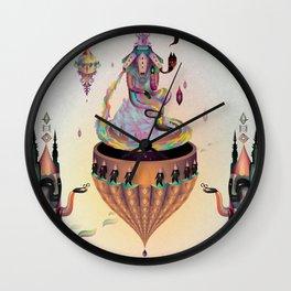 Love Nectar Wall Clock
