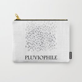 Pluviophile Rain Love Carry-All Pouch