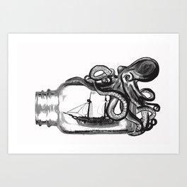 Constraints Art Print