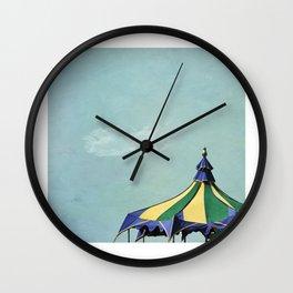 Big Top#3 Wall Clock