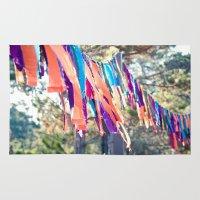 Flags of the Sisterhood Rug