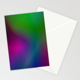 Ombré Colorful Multicolor Gradient / GFTgradient054 Stationery Cards