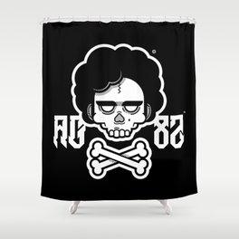 AG82 Shower Curtain