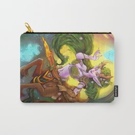 Lunara of the Storm Carry-All Pouch