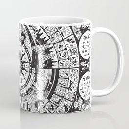 Calendar of Mysterious World Coffee Mug