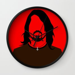 Grohl Nirvana Wall Clock