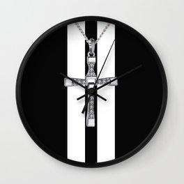 Toretto Necklace Wall Clock