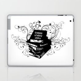 Mad About Books Laptop & iPad Skin