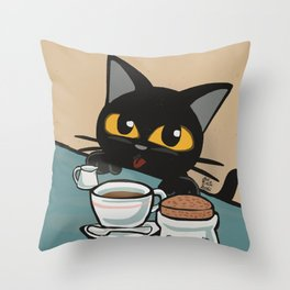 I'd like something Throw Pillow
