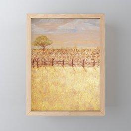 Mindscape Series Three, Painting Four, Redding C.A Framed Mini Art Print